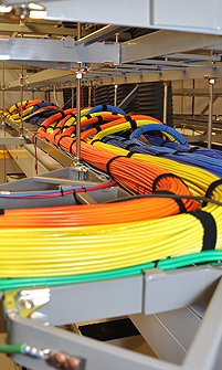 structured wiring, data centre cabling